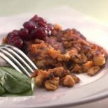 Click here for Eating Well's Sweet Potato-Turkey Hash recipe