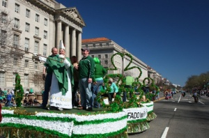 Photo from Washington DC St. Patrick's Day Parade 2012 website