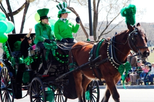 Photo from Washington DC St. Patrick's Day Parade 2012 (DC spotlight / Joanna Moreno)