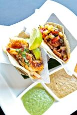Tacos at Fuego