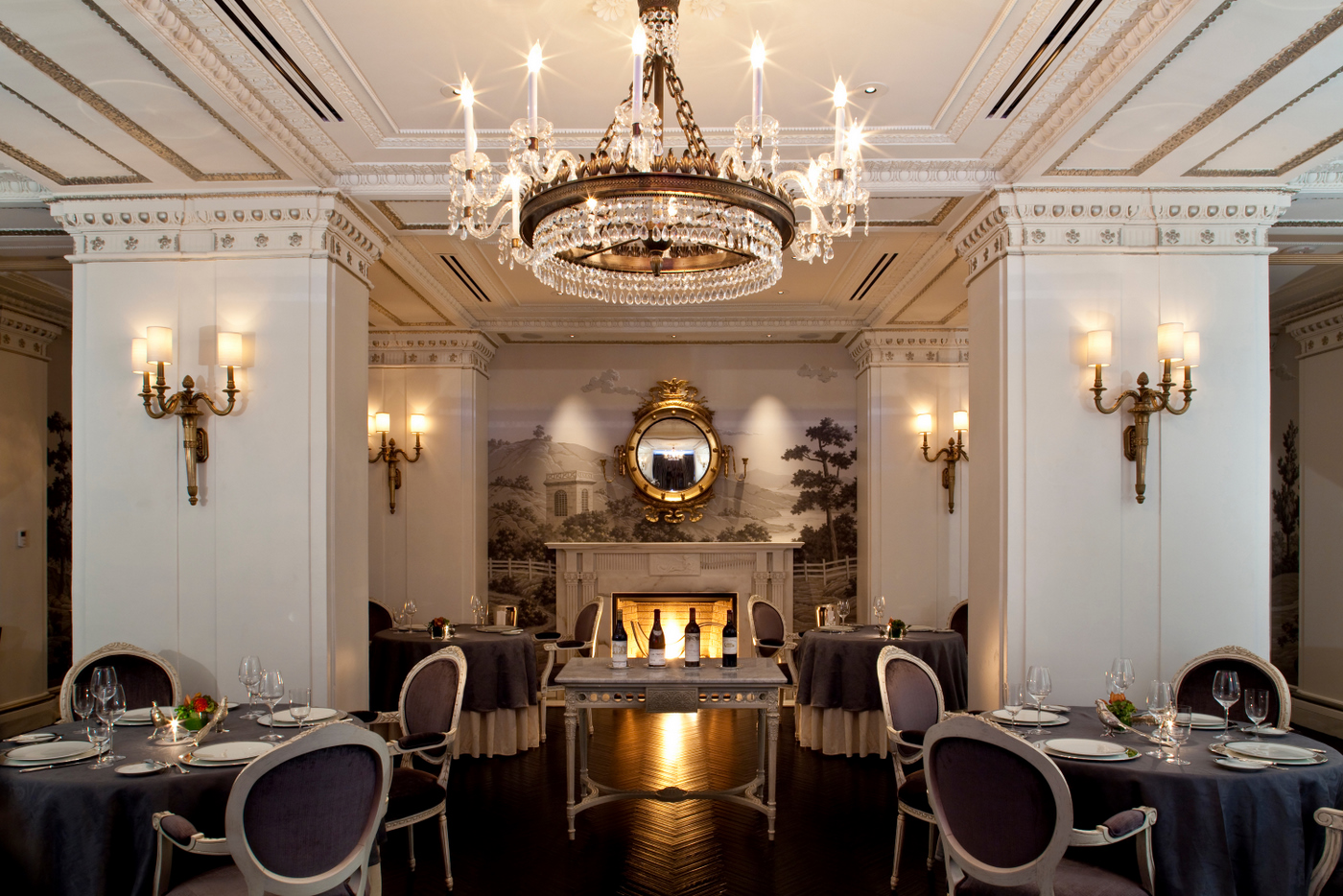Plume At The Jefferson Hotel Awarded Forbes Coveted 5