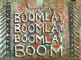 graffiti: Boomlay