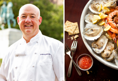 Big Daddy Oyster - Chef Jeff Tunks