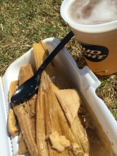 A Hot Tamale and a Cold Beer